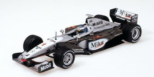 MINICHAMPS 436 990001 - McLaren MP4/14 Mercedes Mikka Hakkinen 199